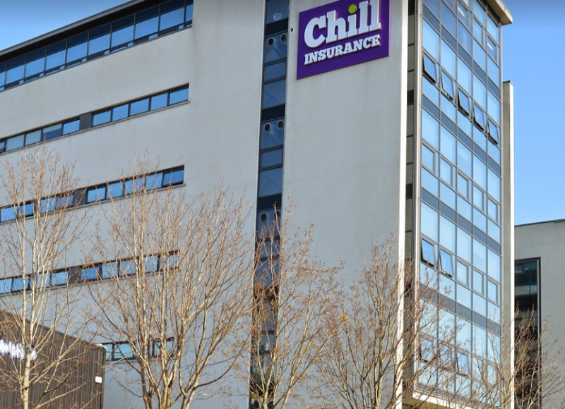 Chill Insurance House